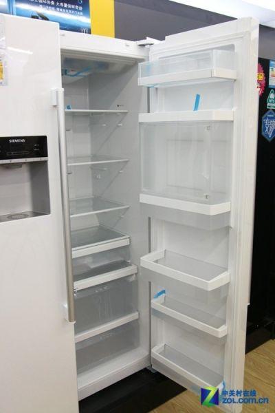 果蔬锁水保湿西门子对开门现17807元