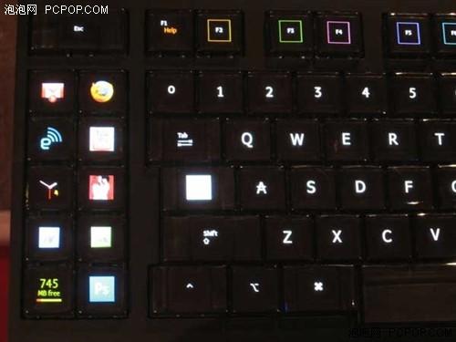 1500美元键盘之神OLED键盘多图赏析