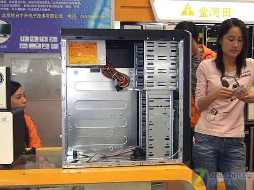 带优质电源金河田俊郎机箱375元热销