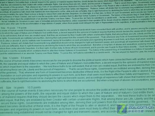 投影机白底黑字效果-ZOL年末商务投影横评 三菱LX 510评测