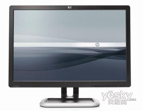 惠普LCD抢滩DIY市场四款新品LCD登场