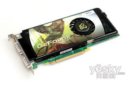 XFX讯景9600GT火爆上市现今仅售1599元