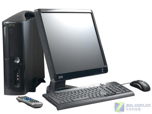 酷似XBOX360新蓝双核250GB电脑4598元
