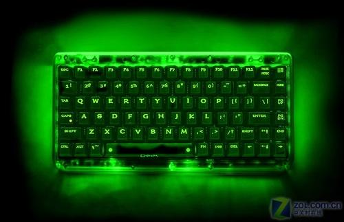 力压Cherry全球最华丽机械键盘曝光