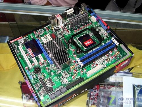 主板报价:华硕P965欲破500DX10板还能降