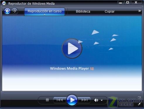 独家:微软WindowsMediaPlayer12试用