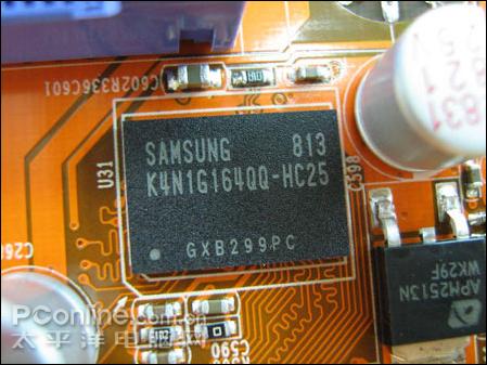 看高清很轻松板载128M显存780G主板推荐(5)
