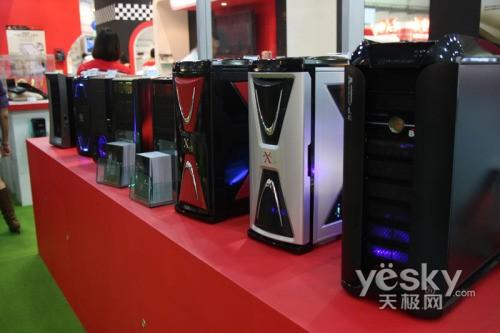 Tt台北COMPUTEX展示全新机箱
