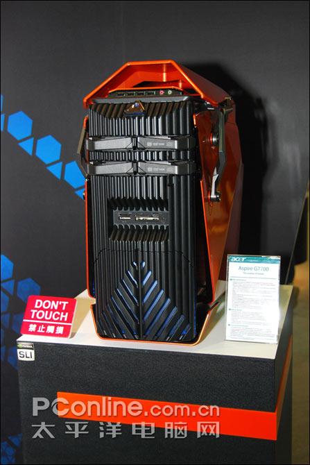 大放光彩2008Computex台式PC信息汇总
