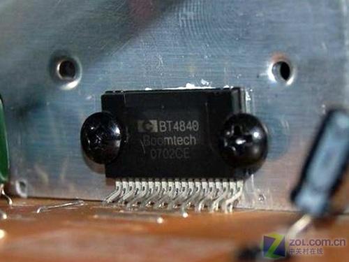 BT4840功放芯片-大曝光 三诺iFi 331典藏版拆解