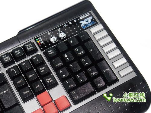 旗舰级诱惑暑期电子竞技键盘横向评测(3)