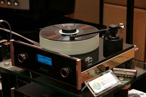 麦景图的lp黑胶唱盘