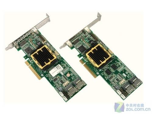 追寻极致6G/SAS阵列卡+16块SSD实测