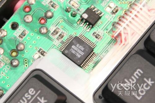 极致金属工艺安耐美凯撒KB005U键盘评测