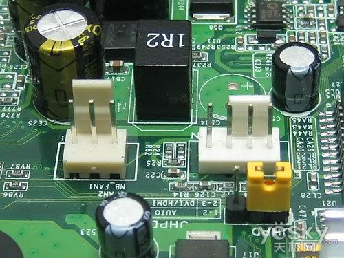 n 4Pin CPU风扇专用插口-散热风扇基本法 规格以及常见名词简介