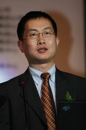 科技时代_图文:中企动力有限公司总经理俞凡演讲