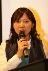 爱奇清科总裁南立新致辞