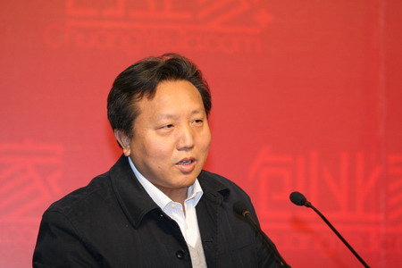 科技时代_图文:人大金融证券研究所所长吴晓求发言