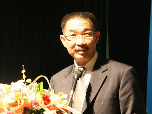 科技时代_图文:思科中国区总裁林正刚演讲
