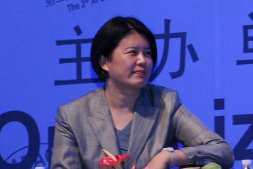 《赢在中国》制片人王利芬