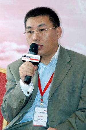 先声药业首席财务官赵志刚