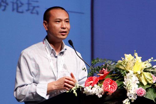 科技时代_图文:微软亚洲搜索技术中心工程总监刘激扬演讲