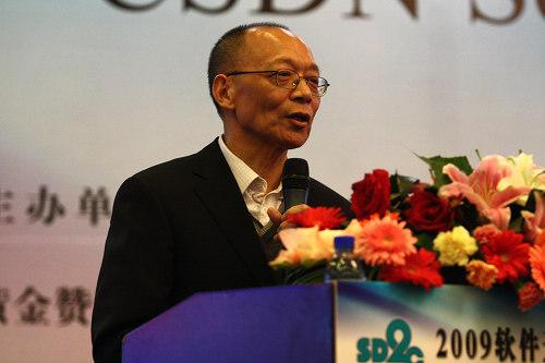 科技时代_图文:中国工程院院士李德毅