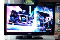 清华同方LED电视画面展示