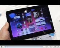 三星二代平板Galaxy Tab 10.1简评