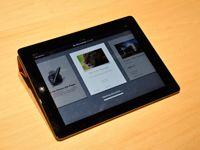 黑色苹果iPad 2