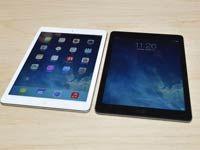 苹果发布iPad Air平板电脑 11月1日中国首发
