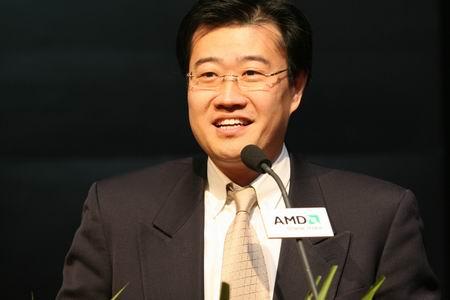 科技时代_图文:AMD公司大中华区产品市场总监唐志德