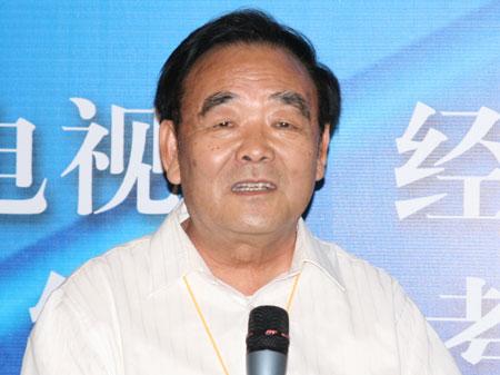 中国软件行业协会副理事长胡��山