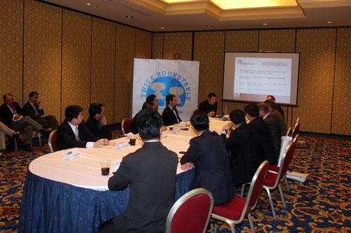 消费电子产业国际圆桌会议