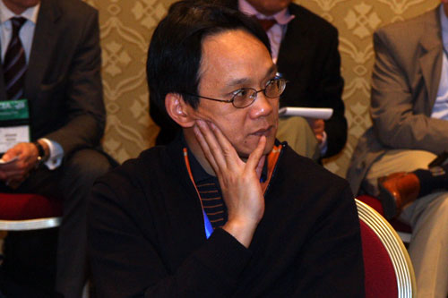 科技时代_图文:清华同方消费电子事业部总经理王良海