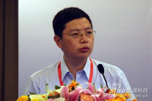 中标软件总经理 韩乃平