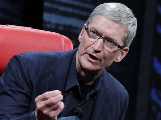 苹果公司CEO蒂姆・库克于今日上午已拜访了中国电信和中国移动的高层