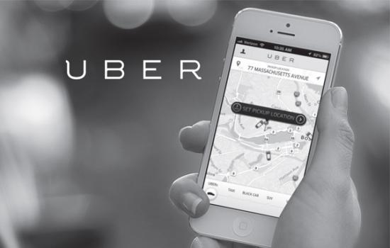 Uber让我更好体验生活