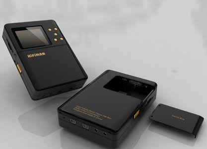 Hifiman的首款产品HM-801