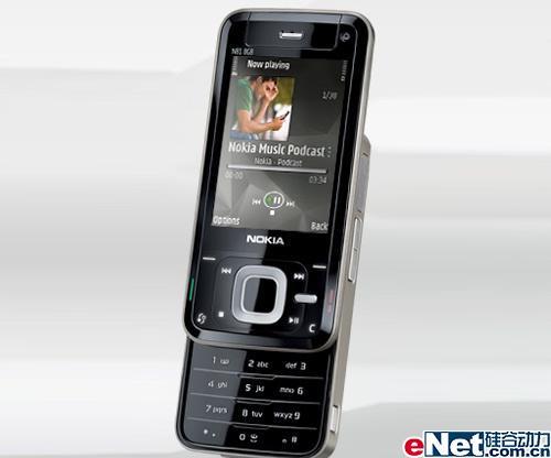 年底上市诺基亚官方公布N81配置规格