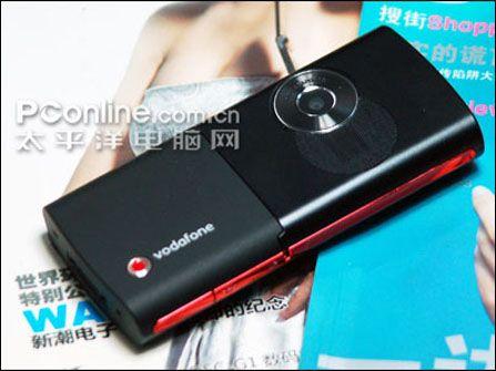索爱手机K630背面-索尼爱立信新机K63上市价1399元