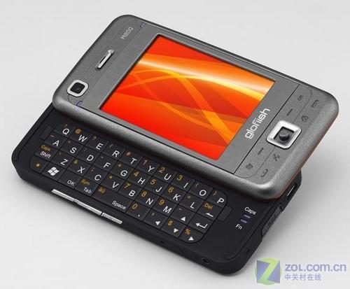侧滑全键盘倚天GPS智能手机M800登场