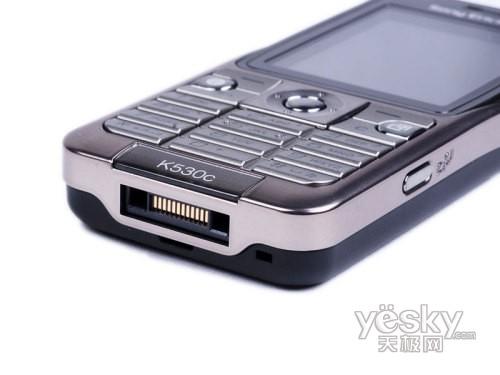 行唯美路线索爱轻巧3G手机K530c评测(3)