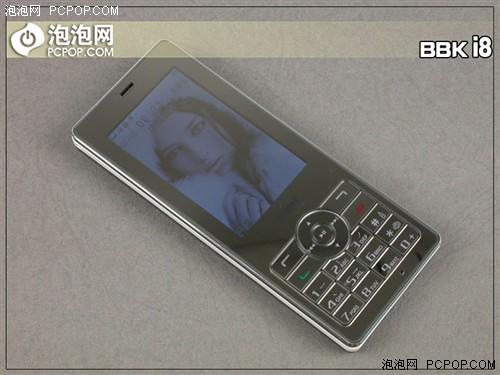 时尚前卫步步高镜面音乐手机i8评测(2)