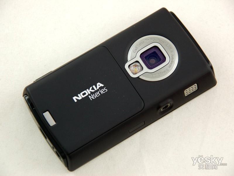 上流娇宠诺基亚N95海量8GB版售价4720
