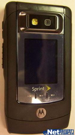 通过认证摩托罗拉CDMA手机V950将上市