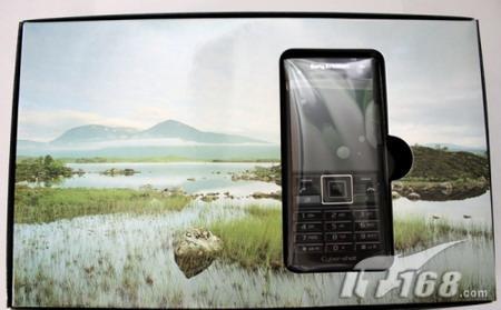 500万像素索尼爱立信C902开箱图赏