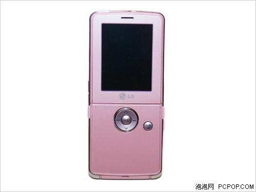 超薄复古设计LGKM380粉红/白色亮相