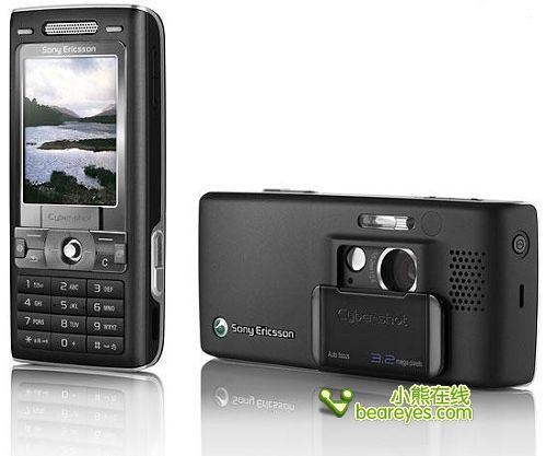 2003-2008索尼酷爱立信经典摄影顺手机回顾