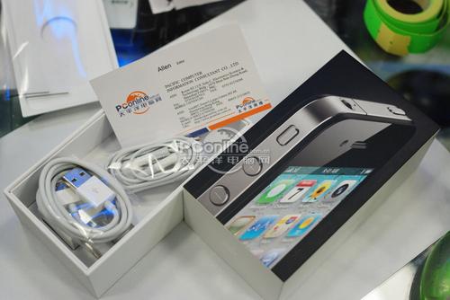 iPhone4香港开卖仅8K6